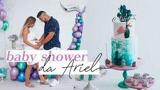 BABY SHOWER DA ARIEL // LILIANA FILIPA