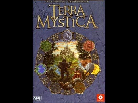 Off The Shelf Board Game Reviews Presents - Terra Mystica