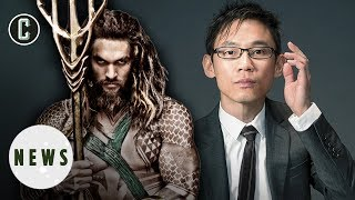 Aquaman Director Explains Why a Trailer Has Not Been Released