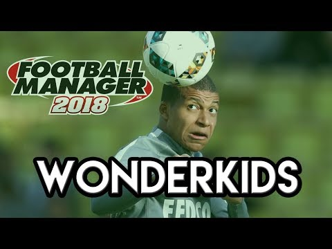 Football Manager 2018: Best Wonderkids and Young Players