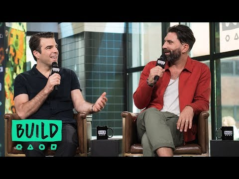 """Drew Pearce Got Zachary Quinto To Pay For His Character's Gold Tooth In """"Hotel Artemis"""""""