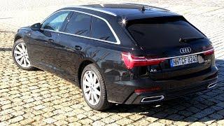 2019 Audi A6 Avant 50 TDI (286 HP) TEST DRIVE