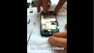 HTC Wildfire Screen Repair