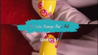 DIY Series - 2   The Nail Art School by Dipika Parihar