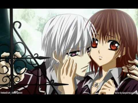 Vampire Knight opening and ending (1st-2nd)