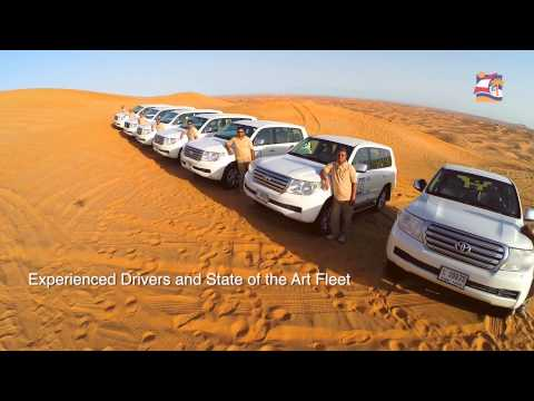 Welcome to Dubai Tourism & Travel Services