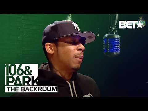 Vado BET's The Backroom Freestyle!