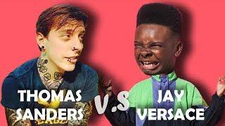 TOP Thomas Sanders Vines vs TOP Jay Versace Vines / Best Vine Compilation 2018 - Vine Age✔