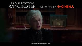 LA MALEDICTION WINCHESTER en e-cinema - Bande annonce VF
