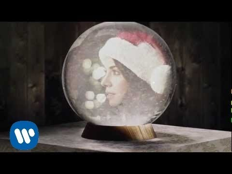 Christina Perri - Something About December (Official Lyric Video)