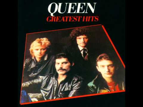 Queen We Will Rock You Greatest Hits 1 Remastered