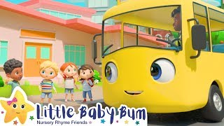 School Bus Song - Little Baby Bum | BRAND NEW | Cartoons and Kids Songs | Nursery Rhymes