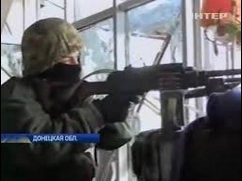 29 сентября 2014, Защитники аэропорта Донецка прослыли киборгами за ярость в бою: видео из ада