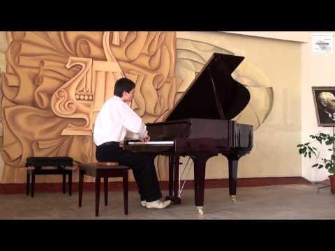 Шуберт, Франц - Менуэт ля мажор для фортепиано