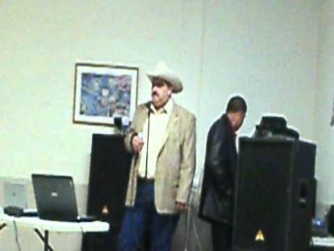 Cantando En Un Bautiso Don Tino Con Musica Karaoke Los Conpadres Y DJ