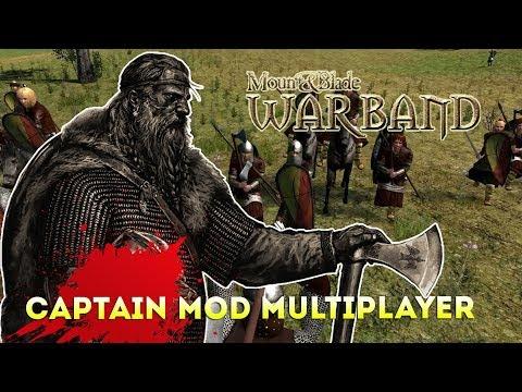 Мультиплеерный Мод из БАННЕРЛОРДА, Captain Mod в Ворбанде! Обзор/Мнение! Mount&Blade:Warband!