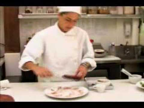 Restaurante Abasto - Receta Torta de chocolate con almendras