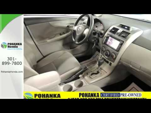 2013 toyota corolla washington dc honda dealer md for Washington dc honda dealers