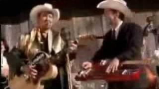 Junior Brown & Hank Thompson - Gotta sell them chicken