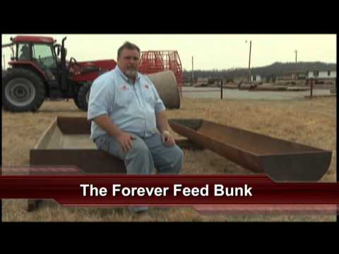 The Forever Feedbunk & Fortress Fence
