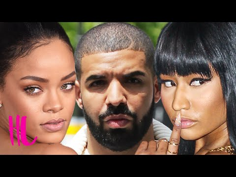 Drake Reveals Rihanna & Nicki Minaj Relationships Status