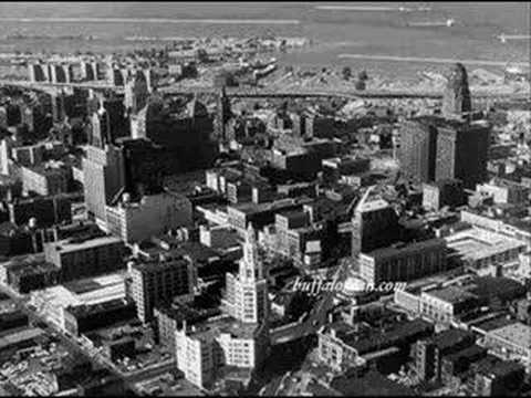 Buffalo NY Then and Now