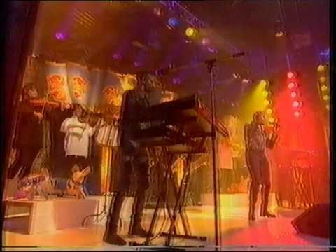 K.W.S. - Rock Me Baby