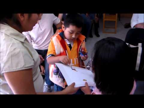 Apoya Benjamín Robles a infantes talento  para que represente a Oaxaca en Bruselas