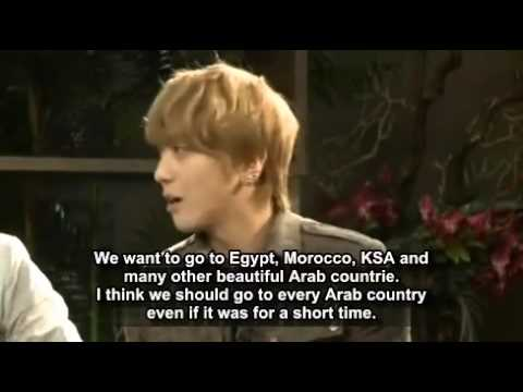 CNblue KBS World Radio Arabic Interview  P1- ENG SUB