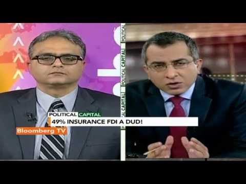 Political Capital- 49% Insurance FDI A Dud?