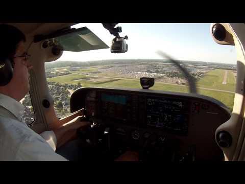 2013 Cessna 172 Skyhawk 6 Pattern Circuits