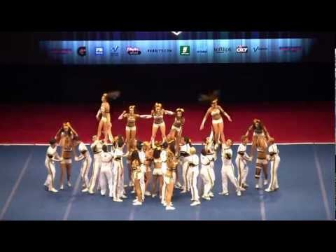 Top Gun Large Coed NCA 2013 Day 1