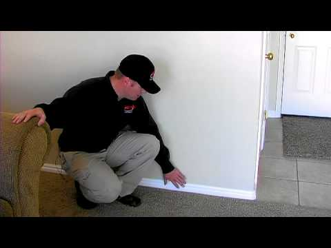 Termite Control Signs That A Home Has Termites Youtube
