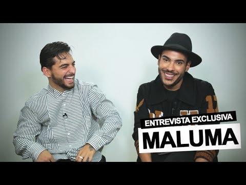 """0 - Maluma: """"Me gustaría hacer colaboraciones con Selena Gomez y Ariana Grande"""""""