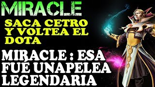 MIRACLE JUGANDO INVOKER   | TRADUCIDO | 60FPS | DOTA 2 COSAS