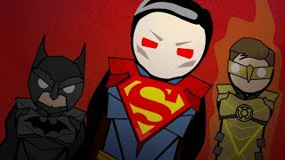 What if Superman Was Evil? (Injustice Lore)