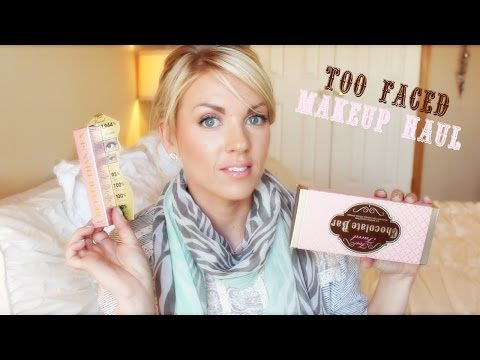 ❤ Too Faced Makeup Haul ❤