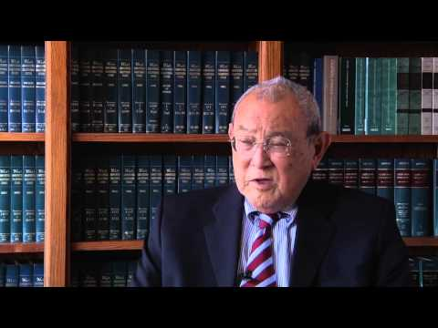 Judge Wallace Tashima Interview #14  The Intersection between internment and judgeship