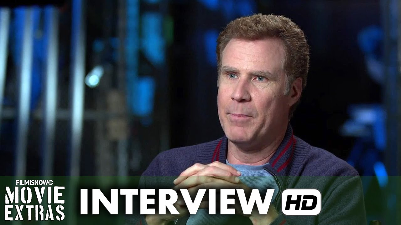 Daddy's Home (2015) Behind the Scenes Movie Interview - Will Ferrell is 'Brad Whitaker'