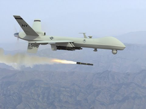 US Drone Strike in North Waziristan's Shawal Valley Kills 4 Militants; Paki-Punjabi ISI Reports