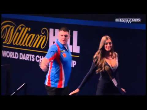 Walk On - Daryl Gurney | WC2016 Round 2
