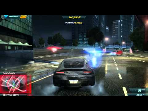 Need For Speed: Most Wanted - Gameplay Walkthrough Part 6 (NFS001)