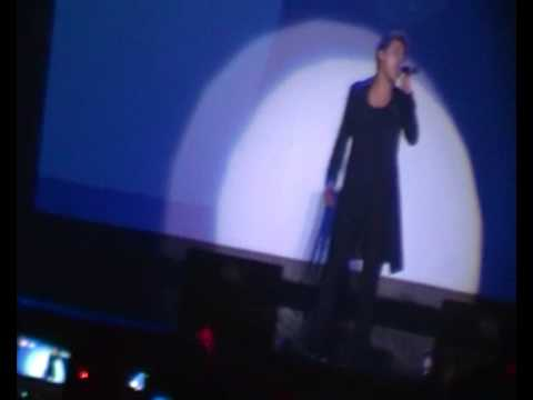 Kim Junsu - You are so beautiful - COncert in Barcelona Spain...