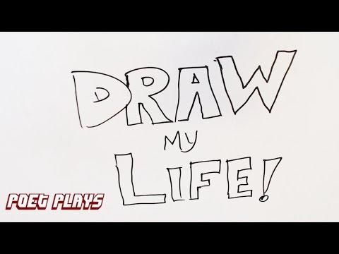 Видео как нарисовать поэта