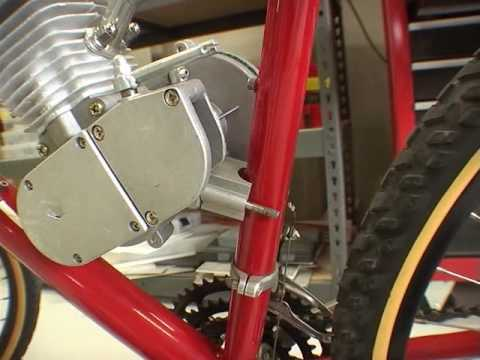 How to Build a Motorized Bicycle - Part 1