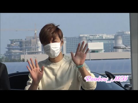 [HD][직캠] 20150702 LeeMinHo at Incheon Airport going to Bangkok~~by Rainbow_MH