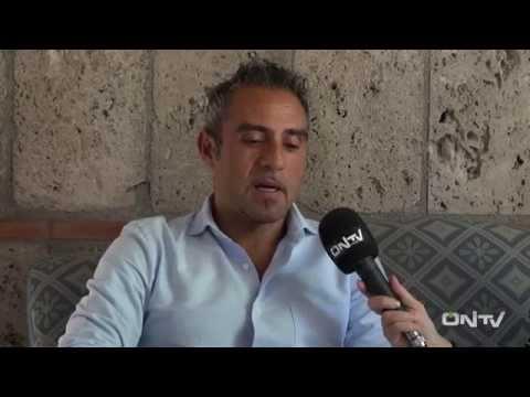 ONTV SPORT interviste TOSCANO COZZELLA E NAPOLI - Ternana pre-ritiro Garden 19 luglio 2015