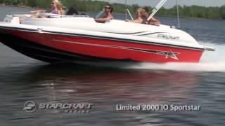 Starcraft Limited 2000 IO Sportstar
