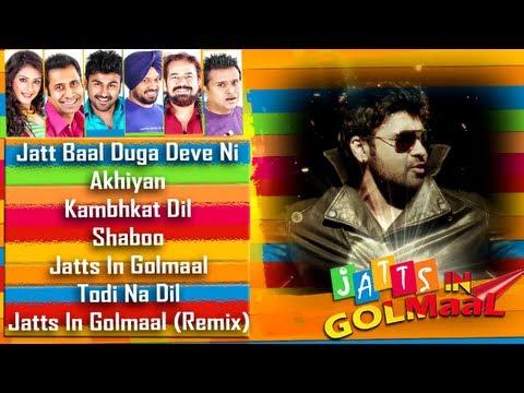 Jatts In Golmaal Full Songs Jukebox - Arya Babbar, Samiksha Singh, Gurpreet Gucci & More video