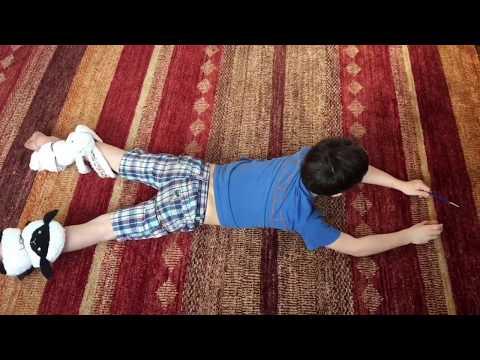 Húsvéti mozgásos játék gyerekeknek